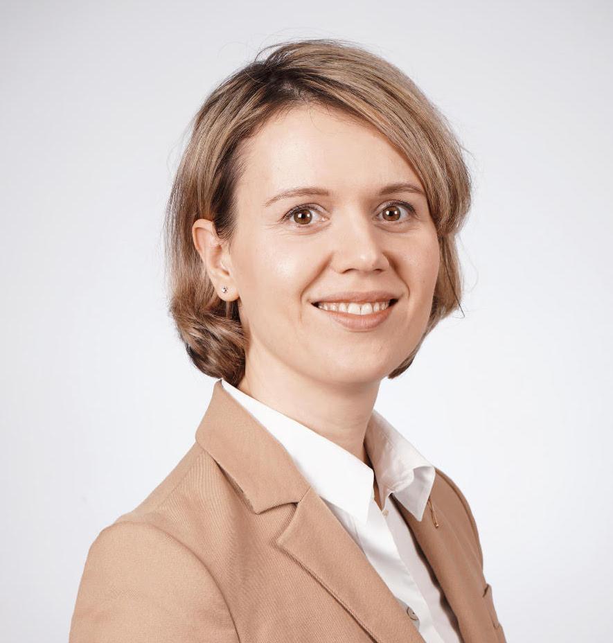 Dr. Elena Zhebel
