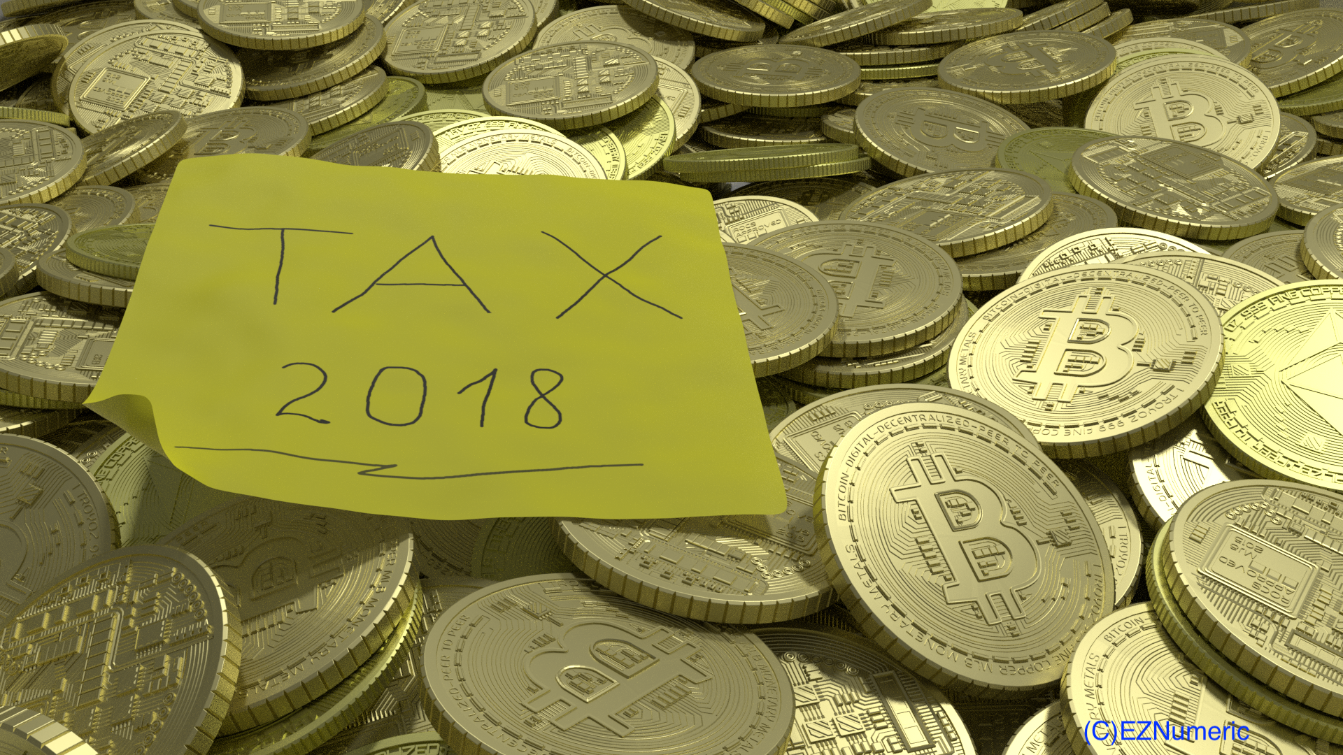 Crypto tax 2018 in the Netherlands